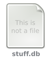 This is not a file